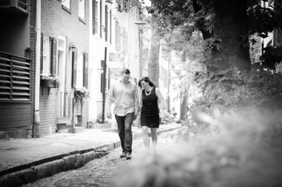 Engagement session center city Philadelphia