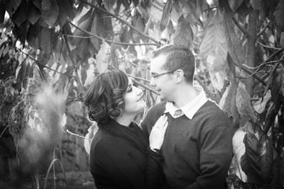 Engagement Session at Bowman's Nature Preserve, New Hope PA