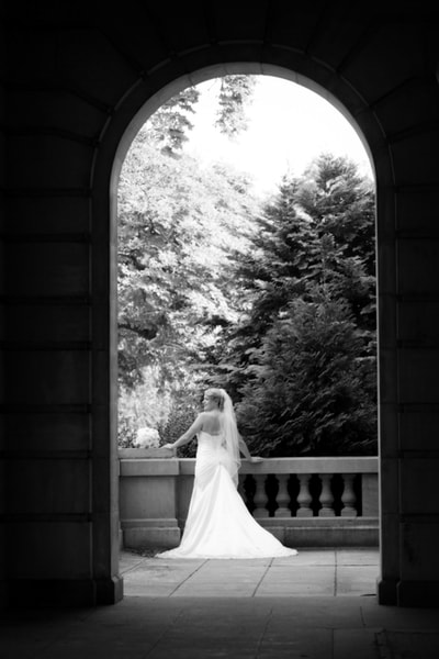 Bridal portrait Pennsylvania