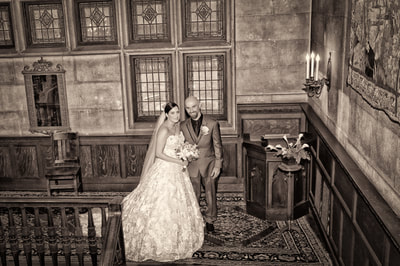 Greystone Hall wedding in West Chester PA